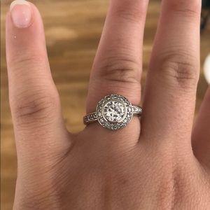 Fake Engagement Ring Size 9